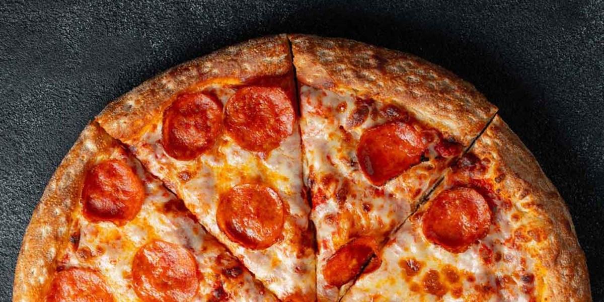 Pizza Discs Corrugated