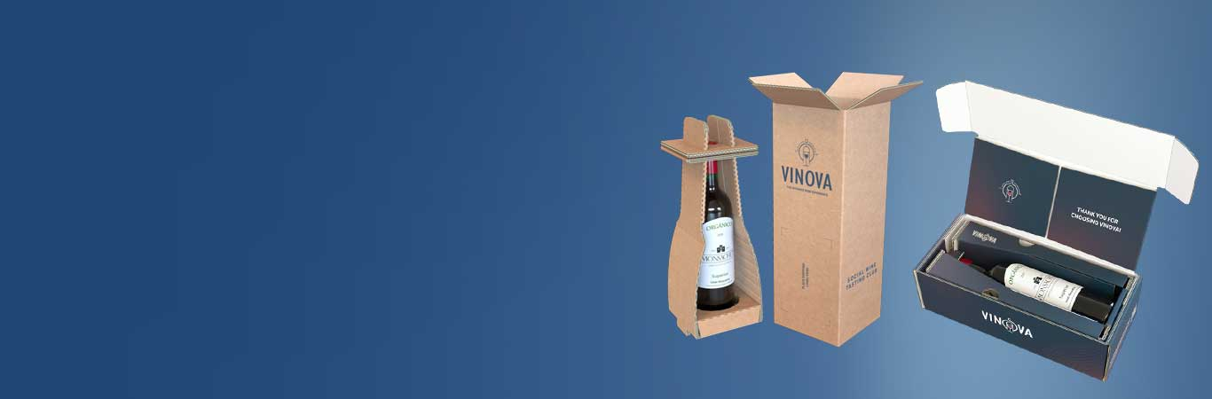 Single Bottle Packaging