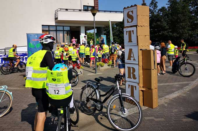 Getting Active for our communities in Poland