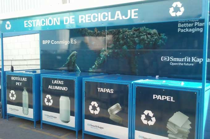 Recycling with the Garrahan Hospital in Argentina