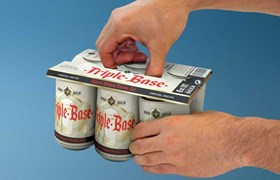 Multipack Can Packaging