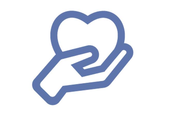 Purpose - Care Icon