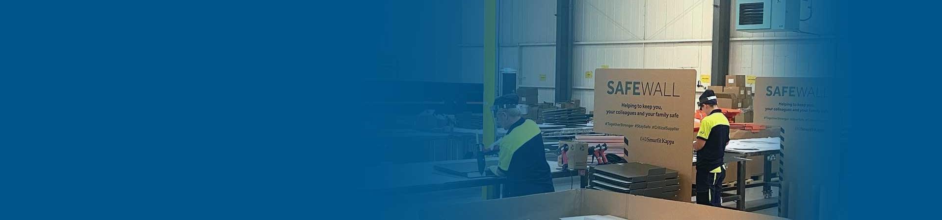 Safewall Workspace Divider
