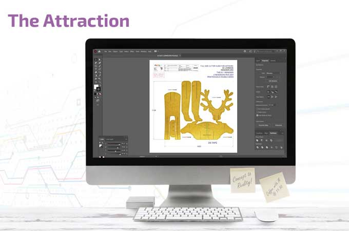 The attraction of POS Design