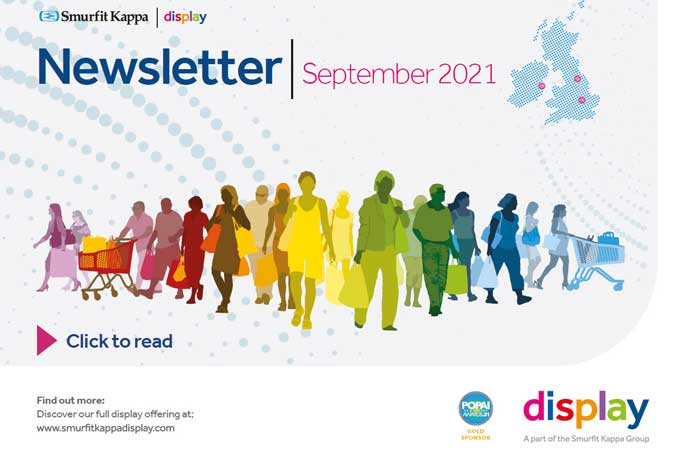 Display Newsletter Sept 2021