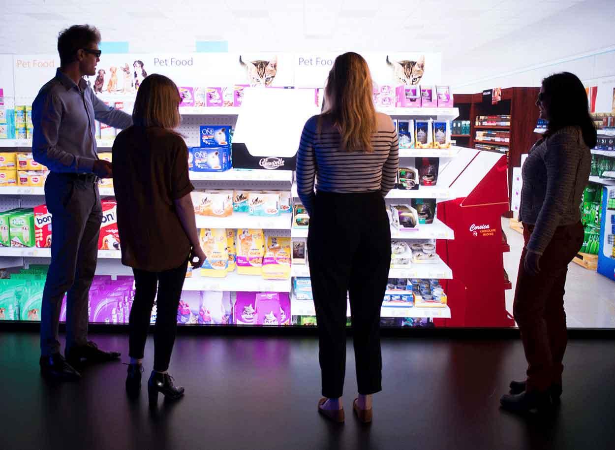 How do POS Displays influence shopper behaviour