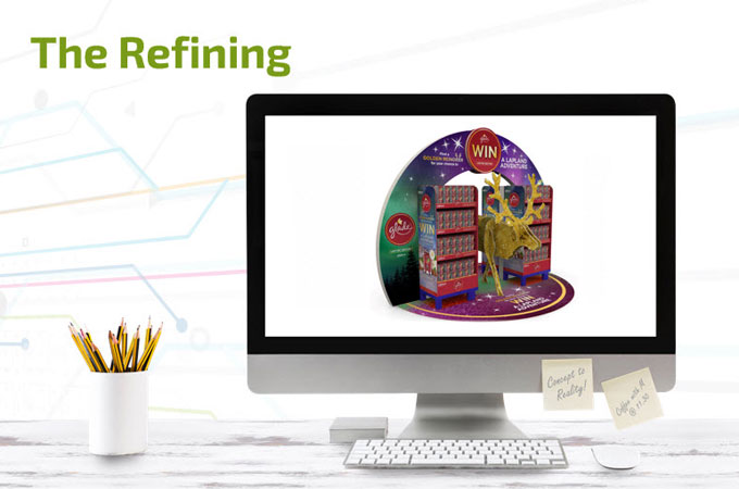 The refining of POS Design