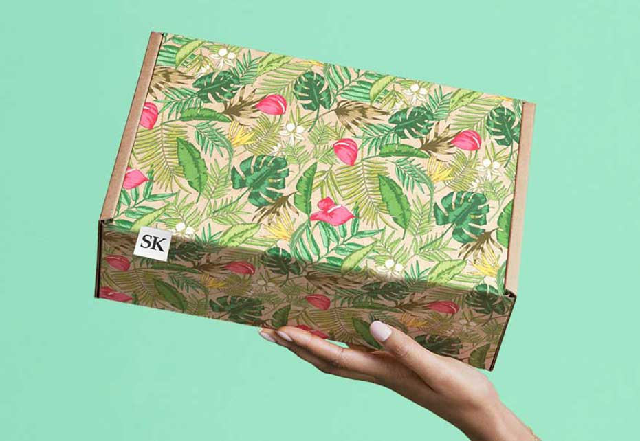 Fashion Ecommerce Packaging
