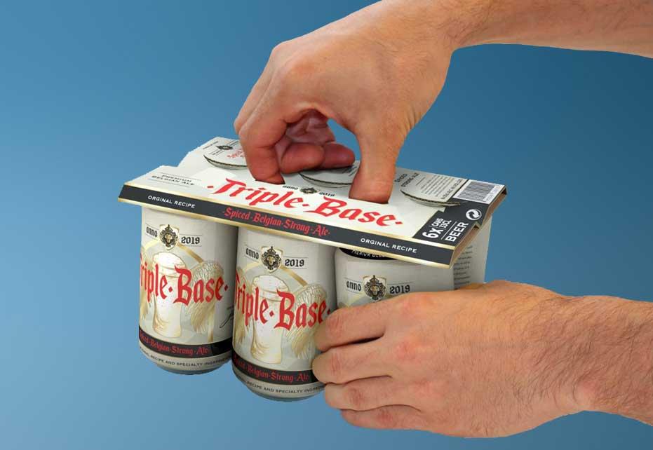 Multipack-Can-Packaging, Beverage Packaging
