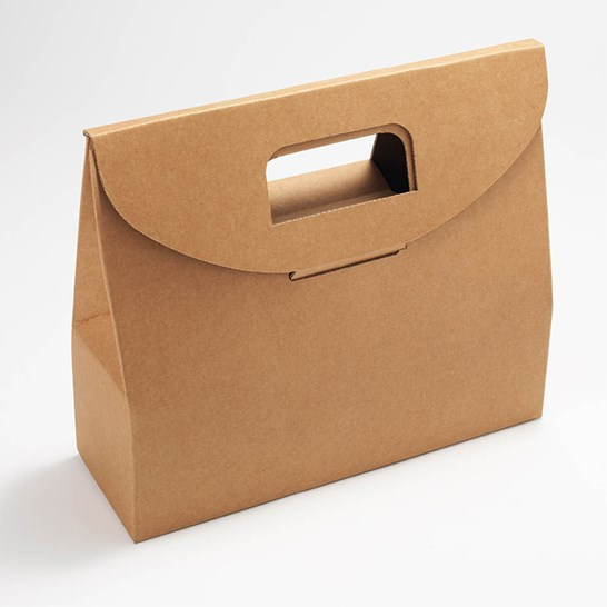 BIB box corrugated