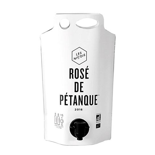 Rose de petanque les nicois 1.5L DG