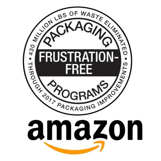 Frustration Free Packaging