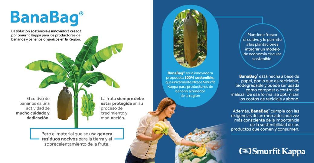 BanaBag una nueva alternativa para el sector bananero