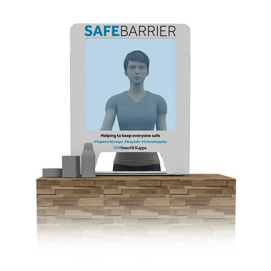 Retail-Counter-Shield