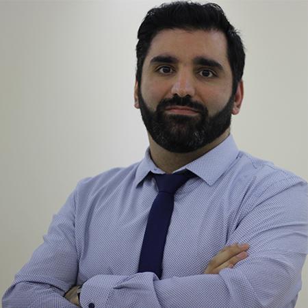 Wahid Payanda - Sales Engineer