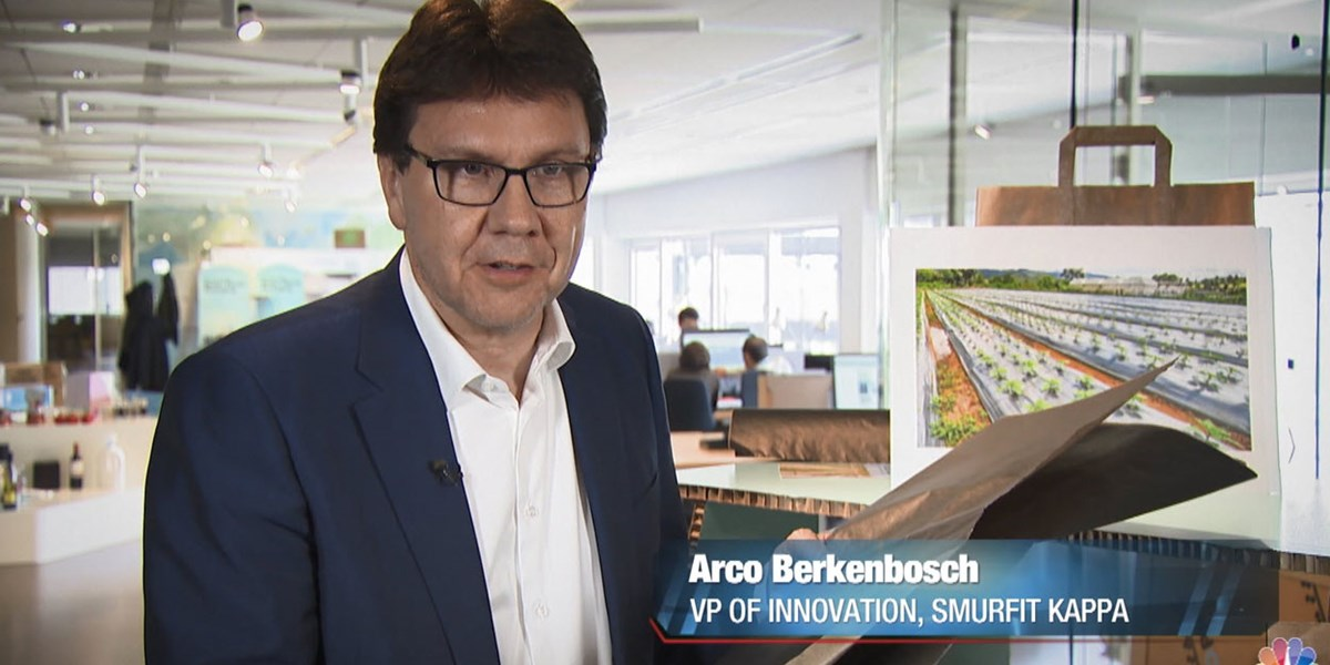 CNBC future of packaging
