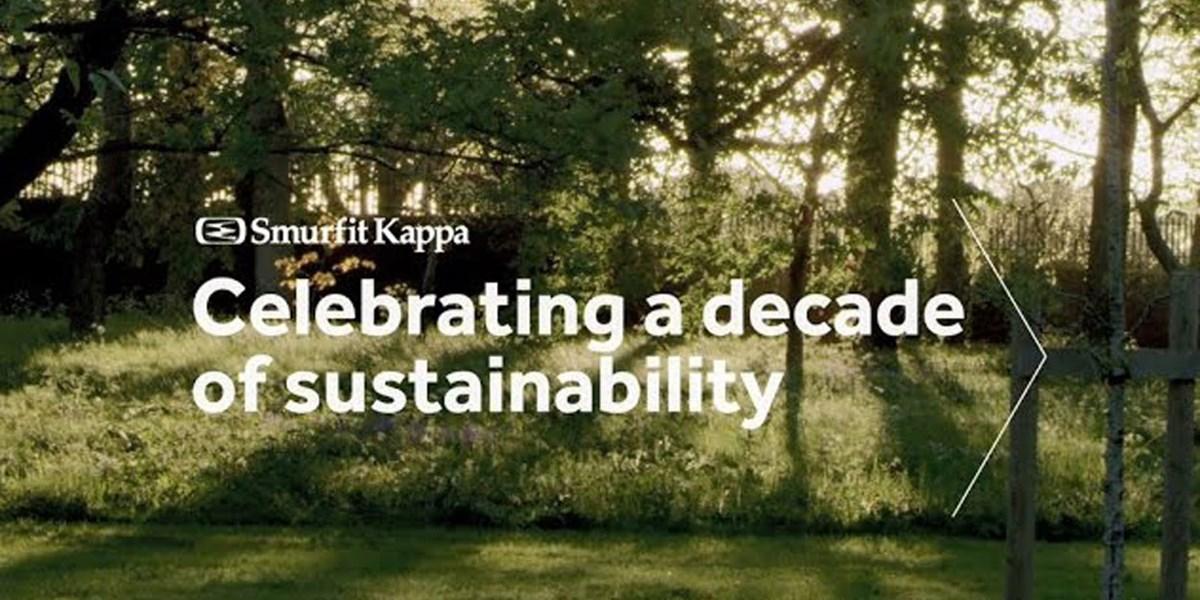 10 Years of sustainability