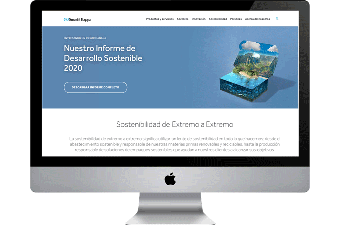 Online SDR Spanish