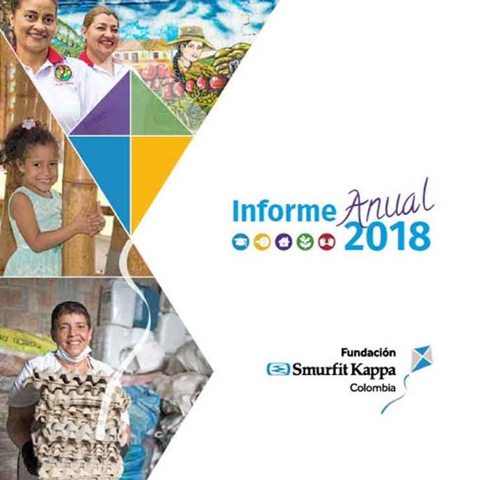 Informe Anual 2018 Fundacion