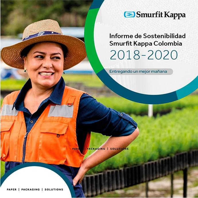 Informe de Sostenibilidad Colombia 2018-2020