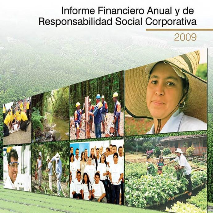Informe Financiero Anual SKCC 2009