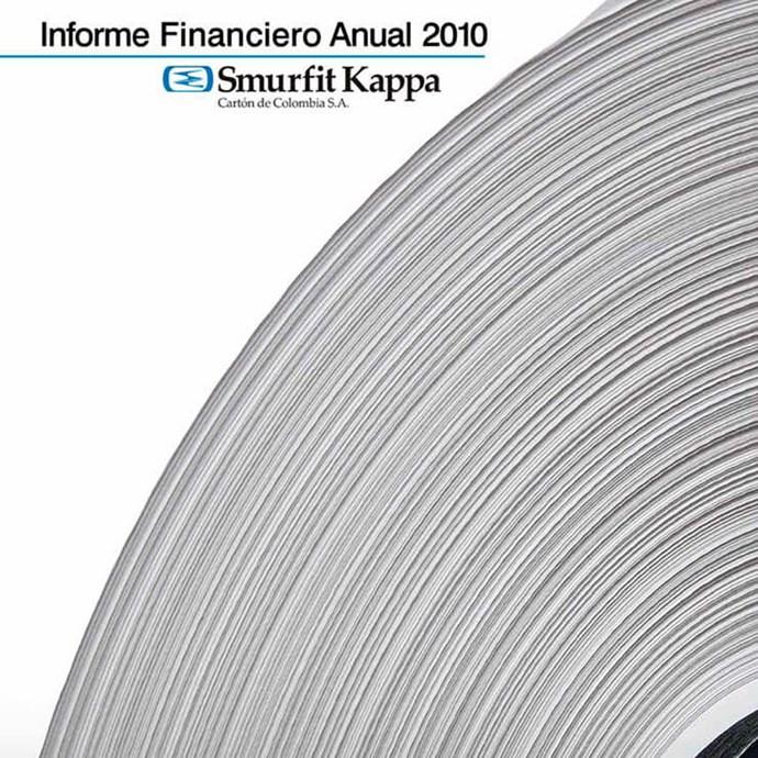 Informe Financiero Anual SKCC 2010