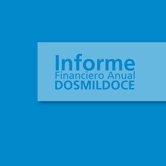 Informe Financiero Anual SKCC 2012