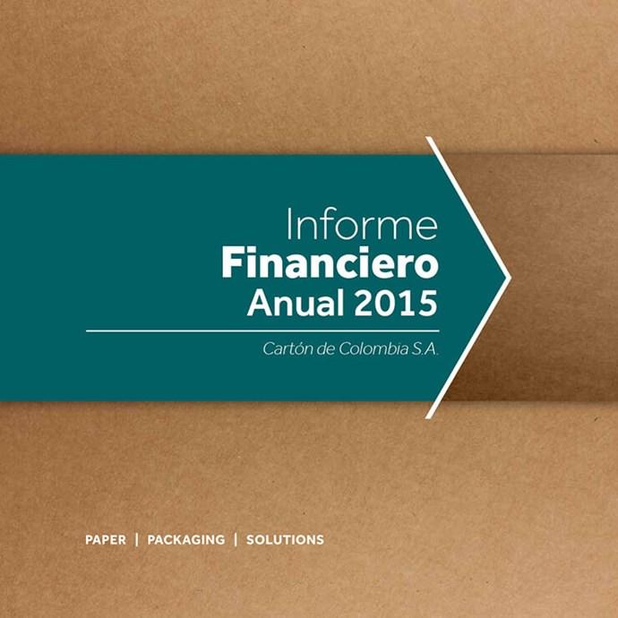 Informe Financiero Anual SKCC 2015