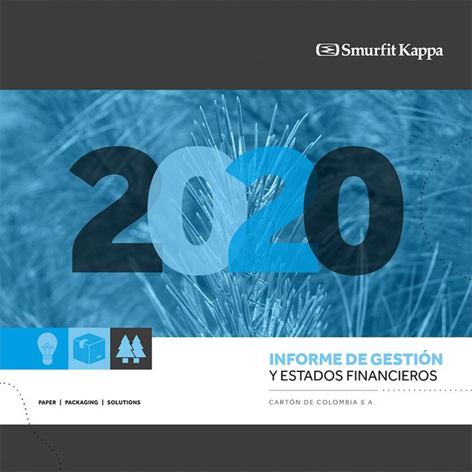 Informe de Gestión SKCC 2020