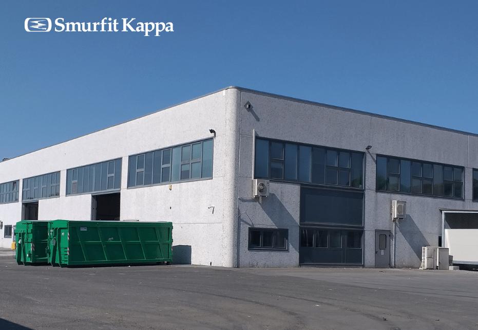Smurfit Kappa Recycling Werk Toskana, Marlia