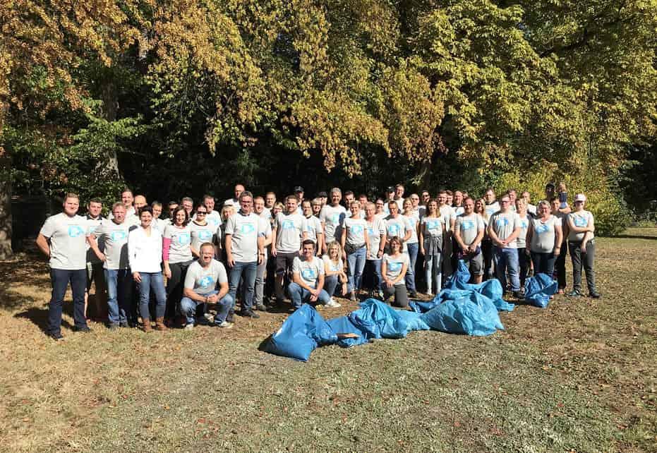 World Cleanup Day_Smurfit Kappa_Umweltengagement