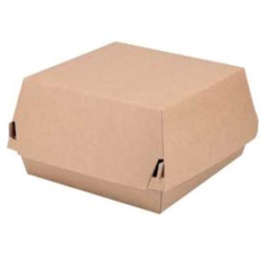 Cajas de cartón para hamburguesas