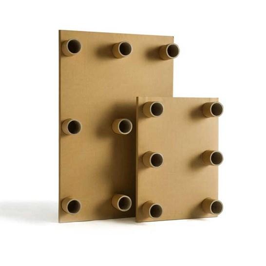 Pallets de cartón ondulado