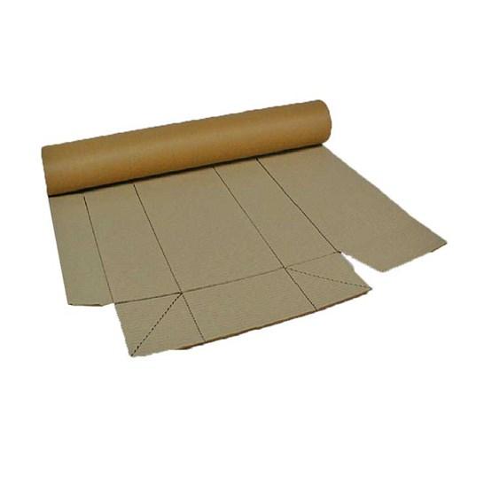Rollos de cartón ondulado