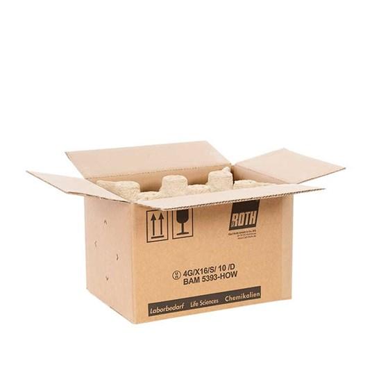 Embalaje de mercancías peligrosas