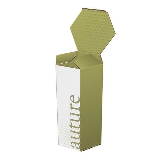 Cajas de embalaje hexagonales