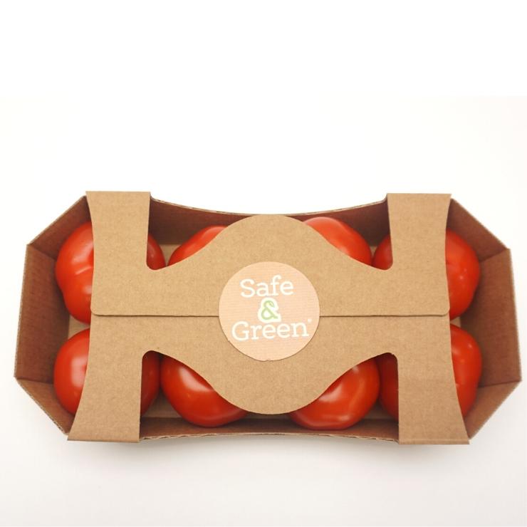 barquette tomate carton