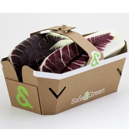 panier carton salade