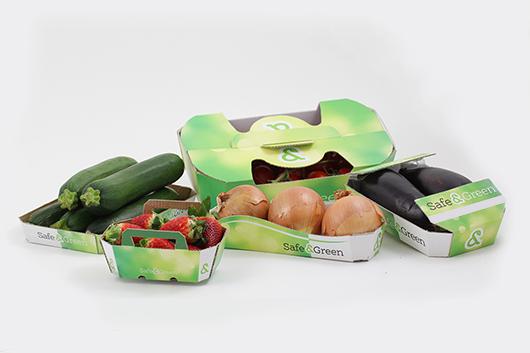 emballage carton legume