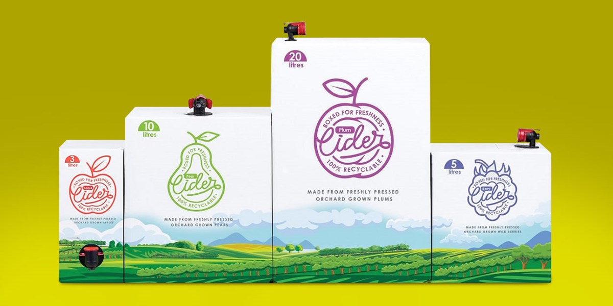 bag in box for cider