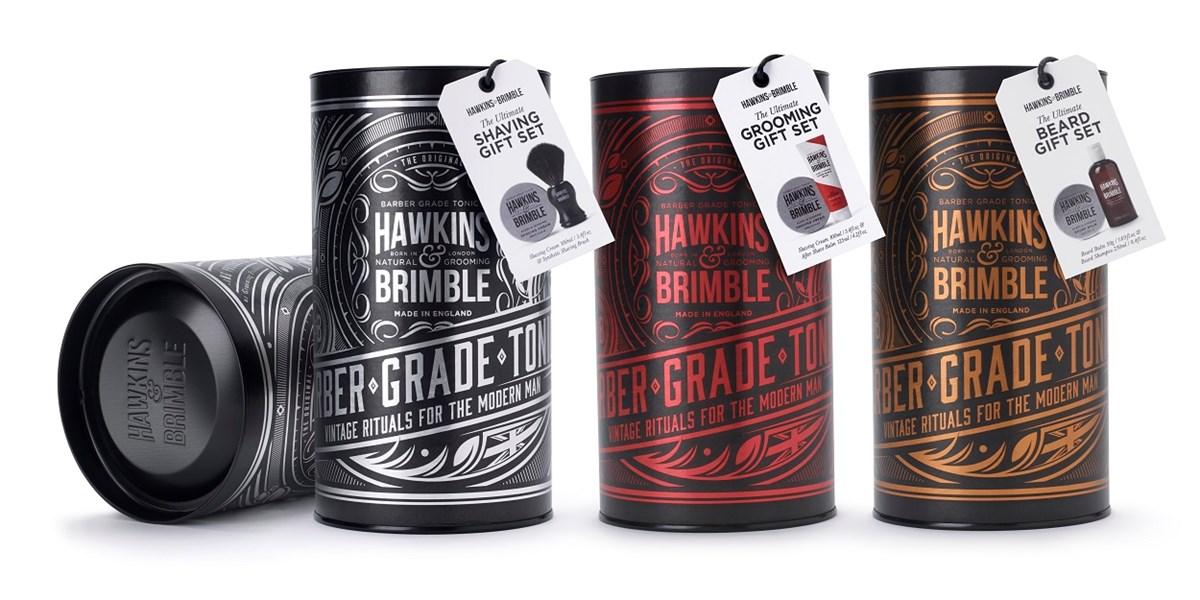 Hawkins & Brimble | Premium Tube Packaging | Composite Tubes | Smurfit Kappa Composites | Packaging for Grooming