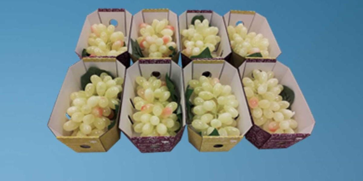 Grape punnets, punnets for grapes