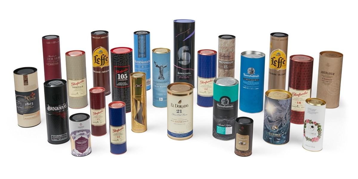 Smurfit Kappa Composites - Composite Tubes Premium Packaging