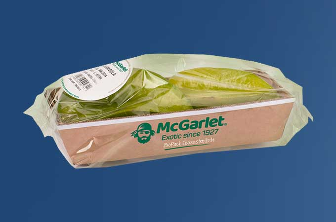 McGarlet sustainable packaging