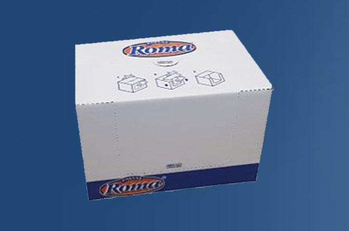 Pasta-Roma packaging