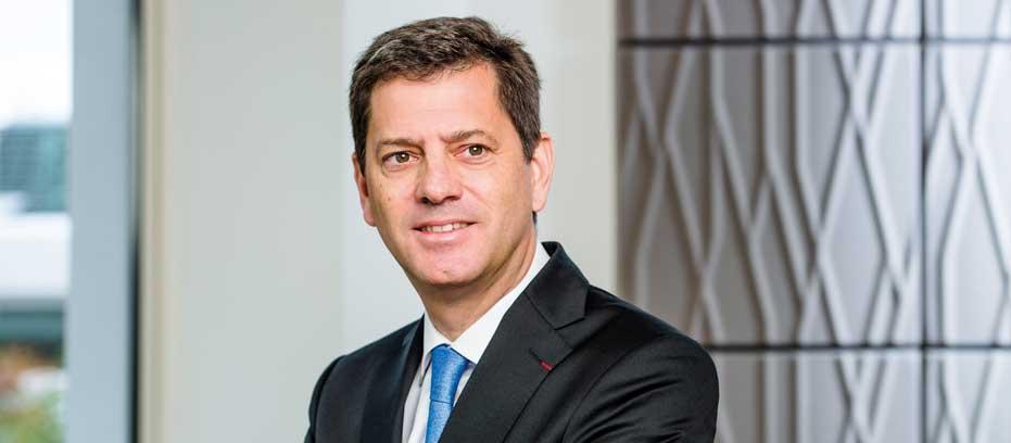 Tony Smurfit CEO Smurfit Kappa