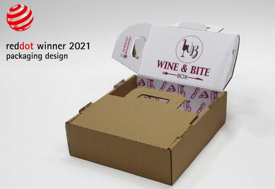 red-dot-packaging-design