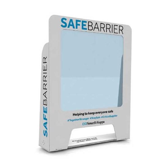 SafeBarrier Retail Counter Shield