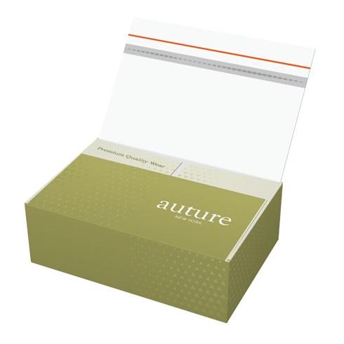 Returnable Postal Box Packaging