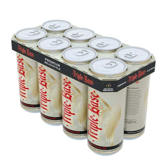 GreenClip, Can Topper, Can Multipack Packaging for Sleek Cans